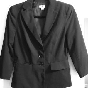 Black blazer - size 4